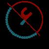 لوگوی سالانهی ششم